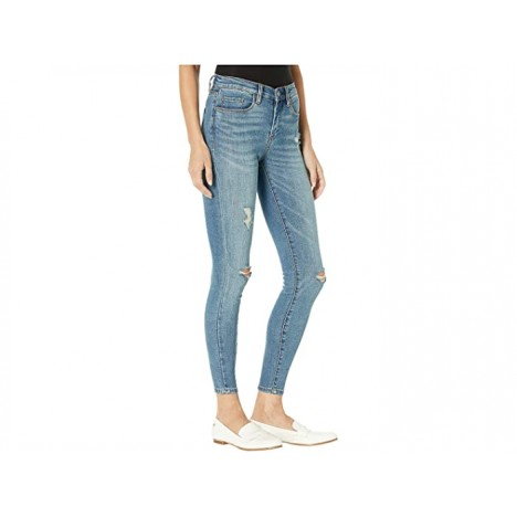 Blank NYC The Bond Mid-Rise Skinny in Jersey Girls