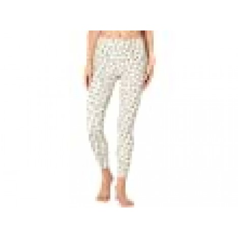 X by Gottex Sporty Double Line Ankle Leggings
