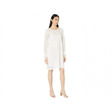 See by Chloe Long Sleeve Lace Dress