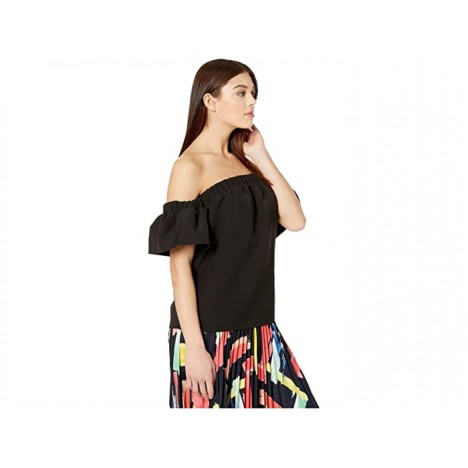 Milly Cady Off-the-Shoulder Top