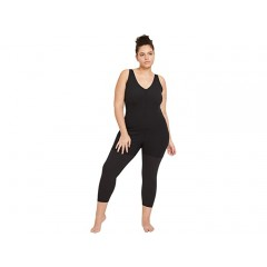 Nike NY Luxe Layered 7 8 Jumpsuit